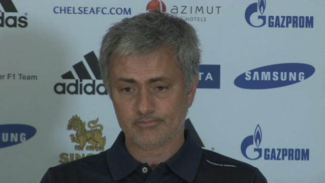 Mourinho: Chelsea Building Another Momentum