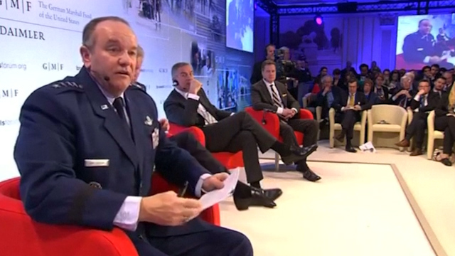 NATO Commander Warns of Russian Threat to Moldova