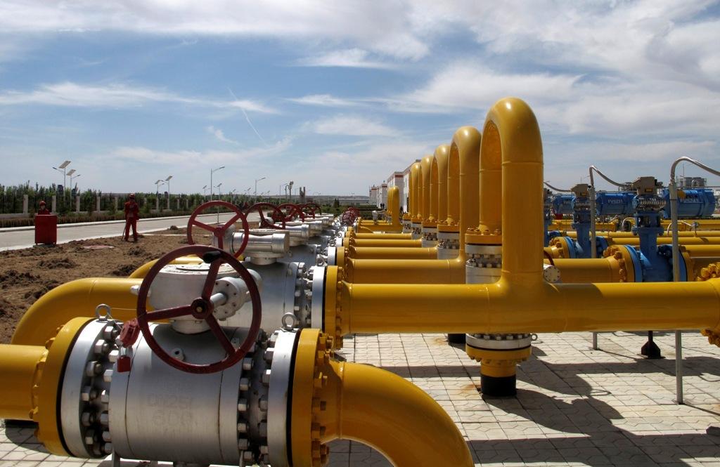 Natural Gas Processing Plant China