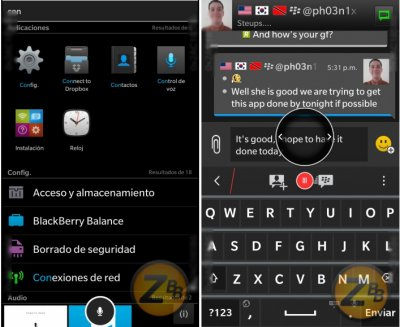 BlackBerry 10.3 OS