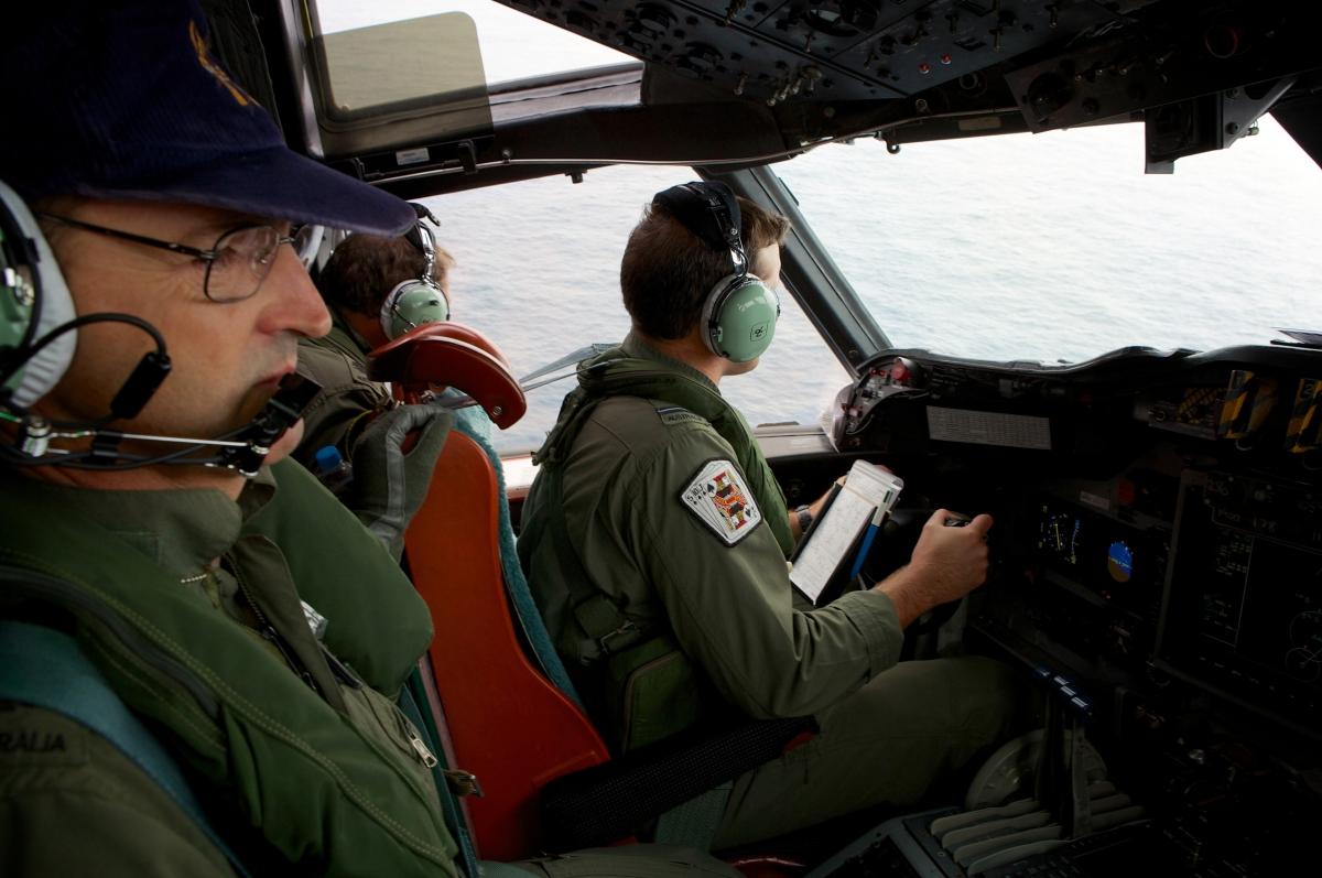Malaysia Airlines flight MH370 debris found