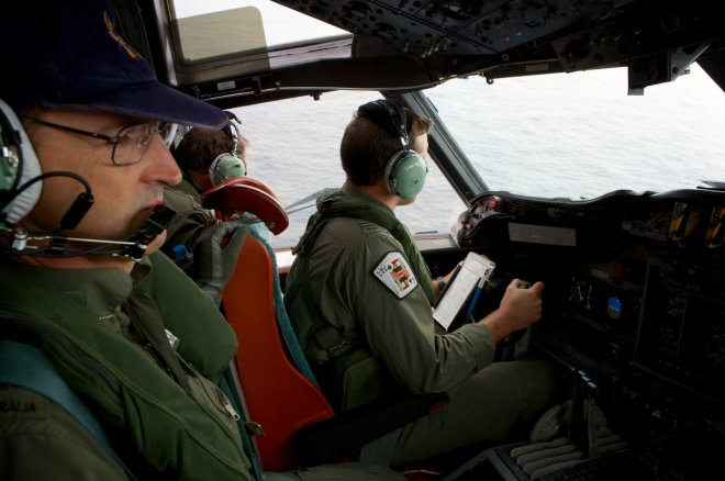 Malaysia Airlines flight MH370 debris found