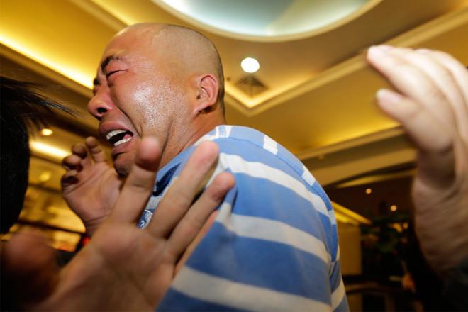 Malaysia family react