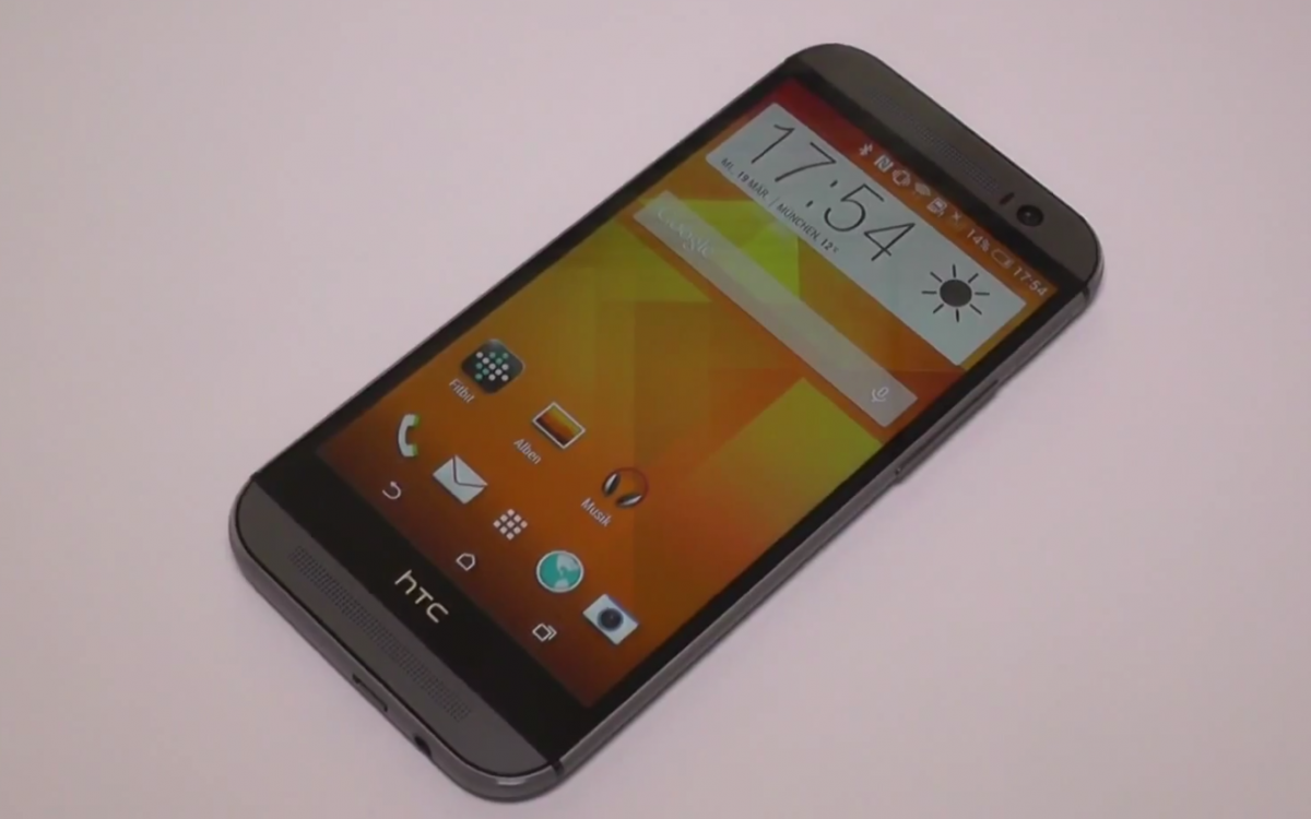 HTc One 2014 Price Revealed