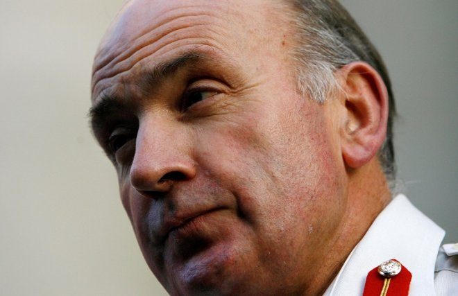 Ex Chief of the General Staff, General Sir Richard Dannatt