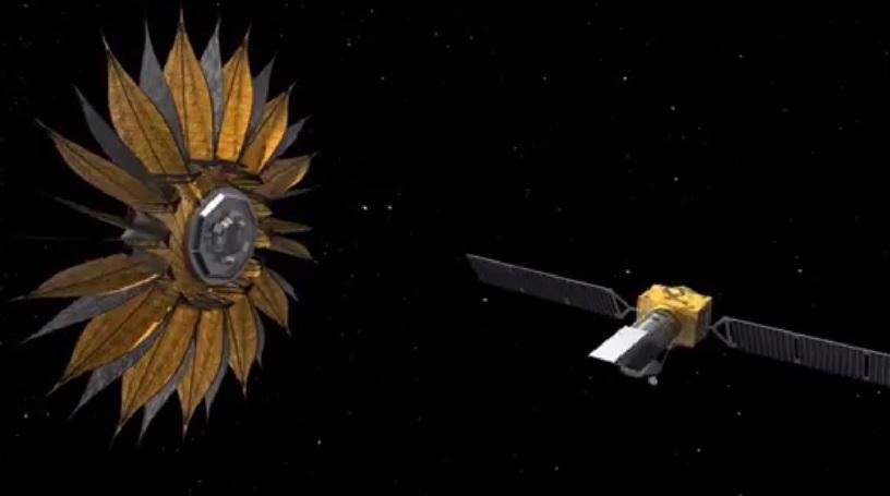 Starshade spacecraft