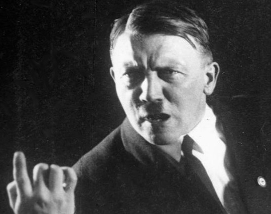 Channel 4 under fire for buying a lock of hair belonging to Adolf Hitler from historian David Irving