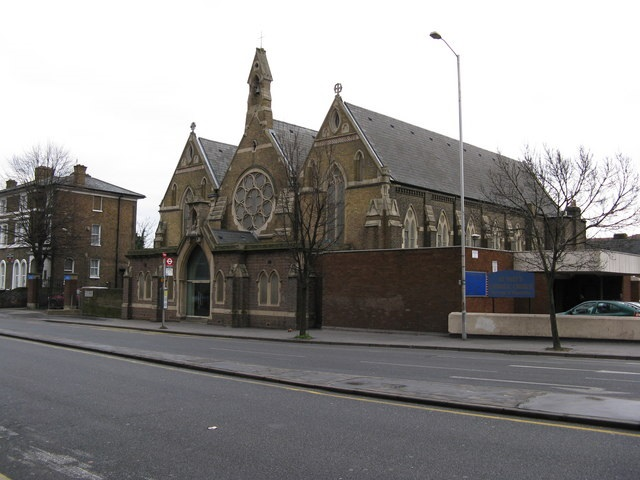 St Mary's Catholic Church