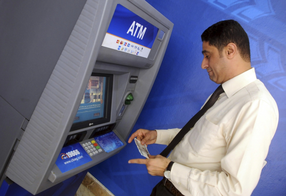 Stealing ATM Pin codes using thermal imaging