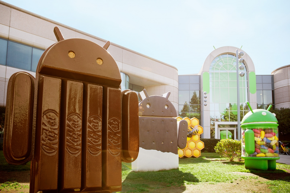 Google Testing New Android 4.4.3 KitKat Update with Build KTU72B?