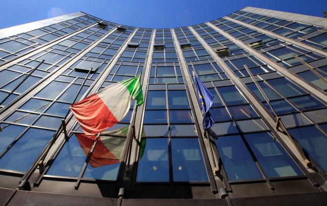 Finmeccanica Headquarters Rome Italy