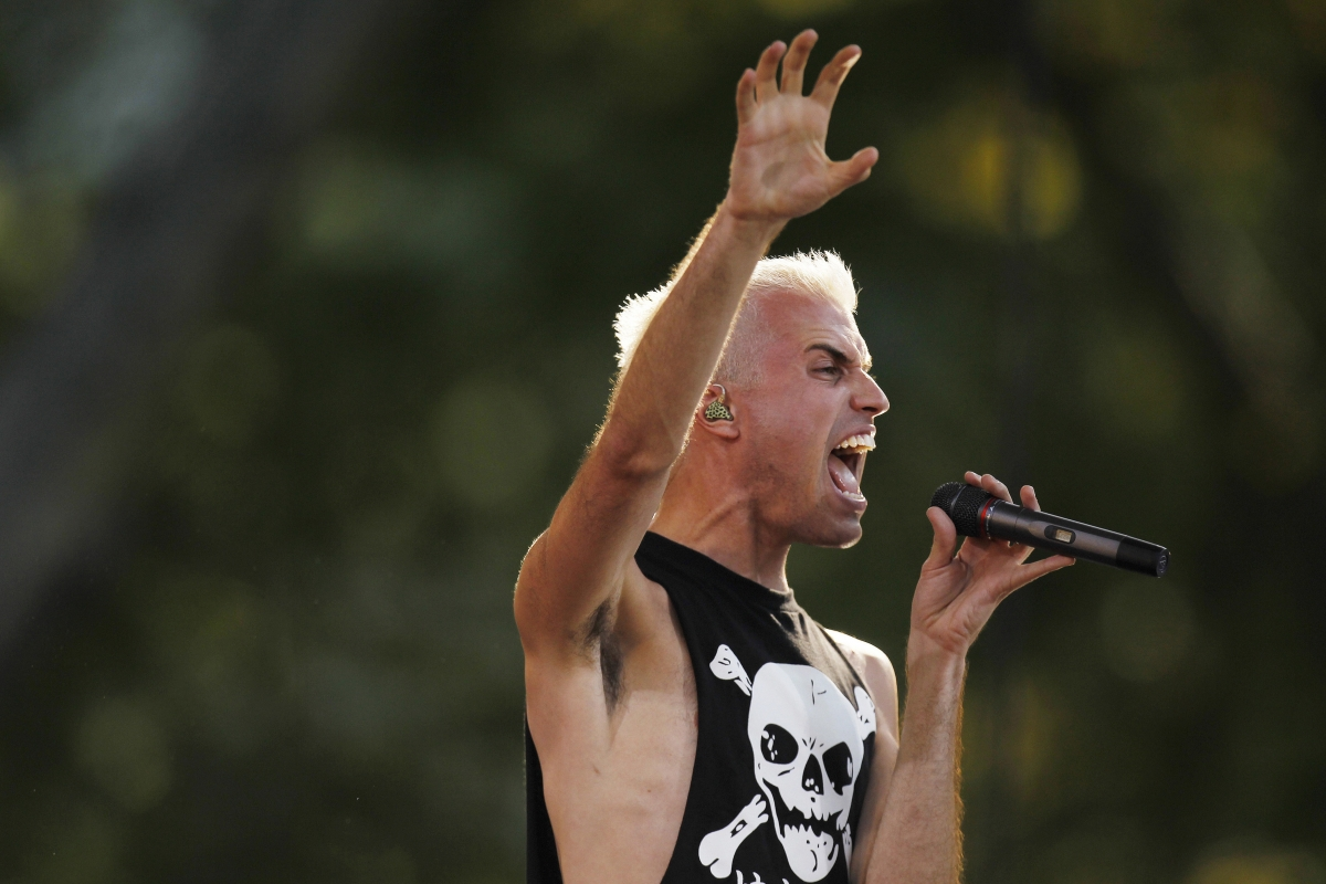 Neon Trees lead singer Tyler Glenn has announced that he is gay.