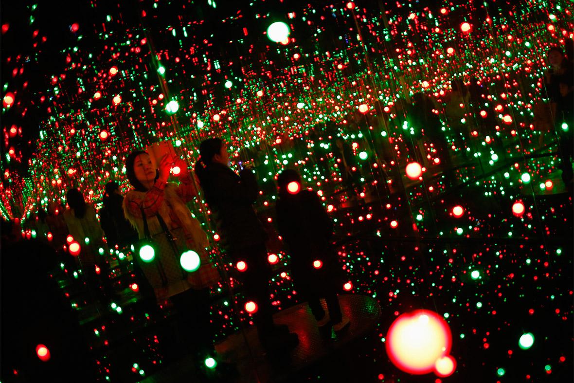 kusama lights