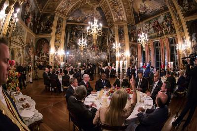 nuclear banquet