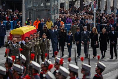 suarez funeral