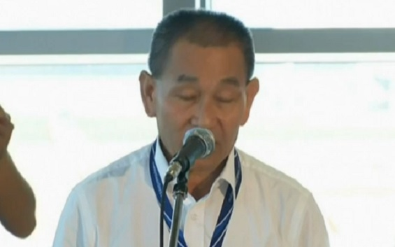 Ahmad Jauhari Yahya could lose his job over tastless texts sent to anxious relations of MH370 passengers