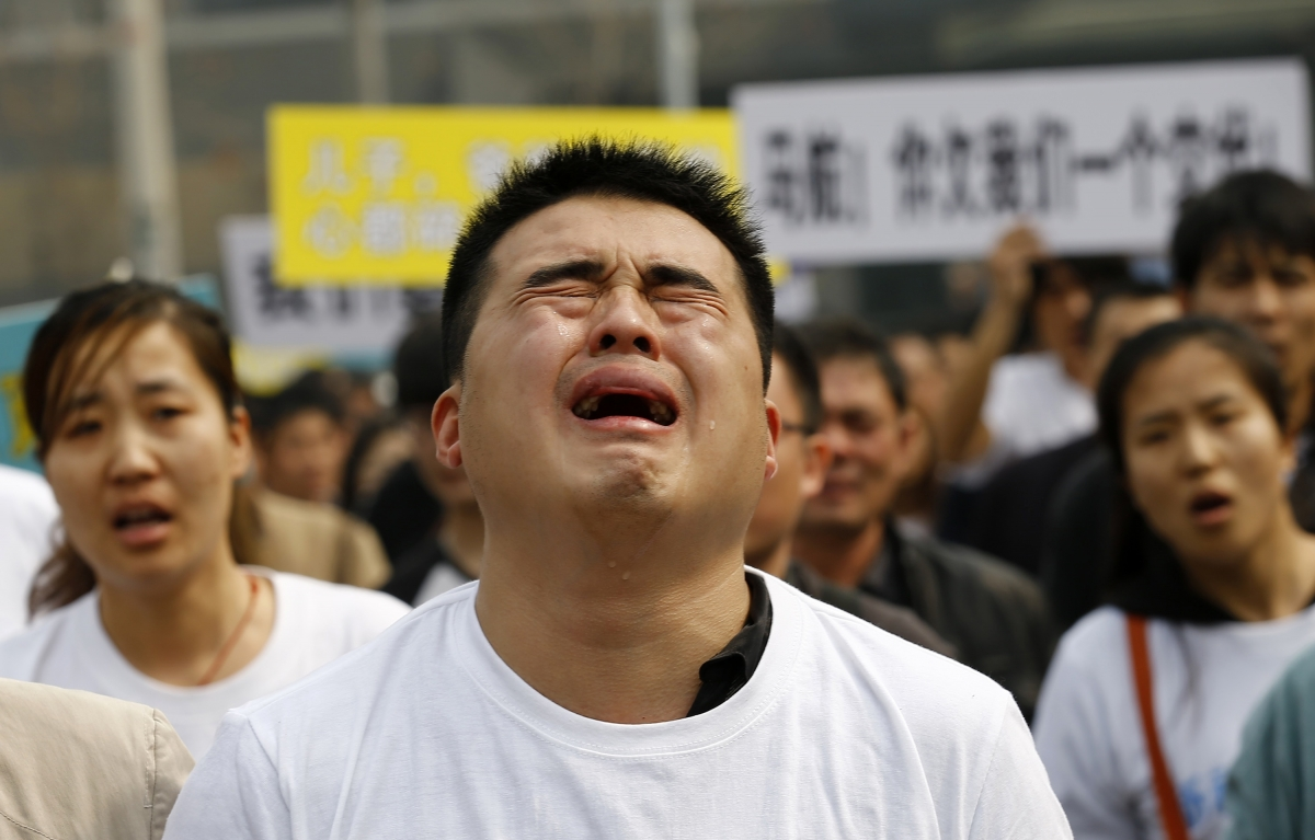 China Malaysia MH370 Missing Plane Australia Suicide Accident
