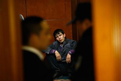 beijing slumped