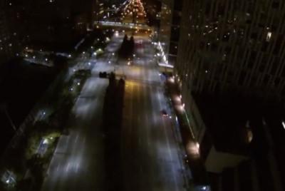 One World Trade Center Jump