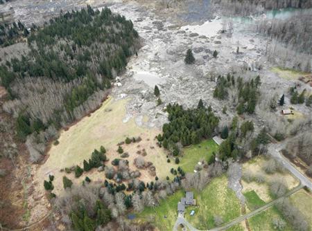 Seismologists Study What Caused Washington Mudslide