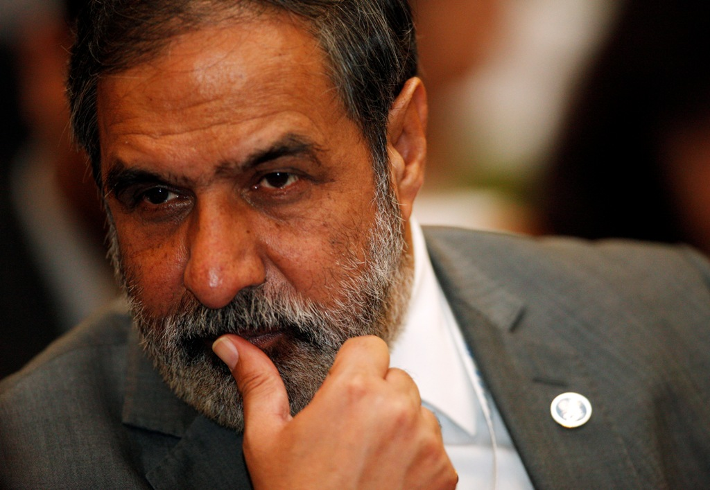 India Trade Minister Anand Sharma