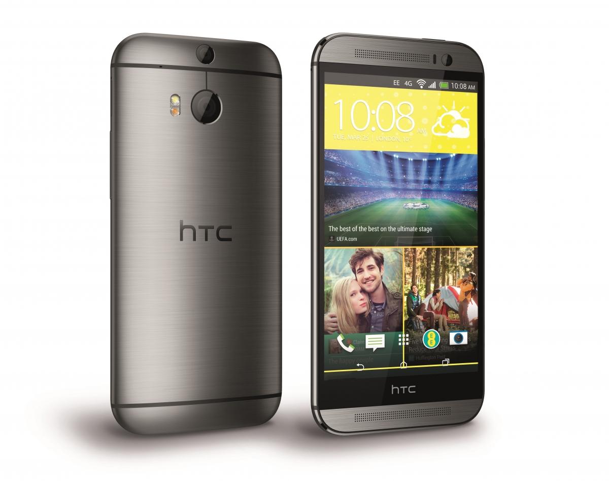 HTC One M8: Best UK Deals