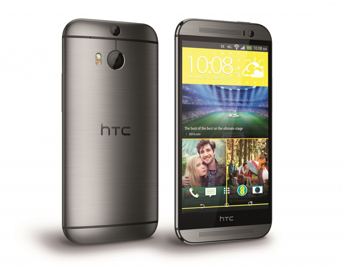 HTC One M8: Best UK Deals