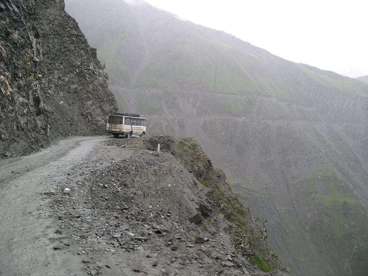 Zoji La Pass - India