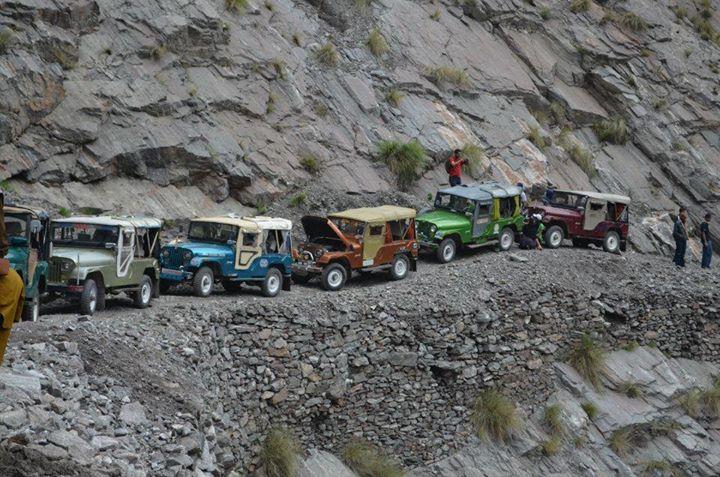 Nanga Parbat Pass - Pakistan