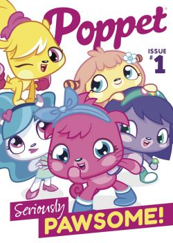 Poppet Magazine by Mind Candy
