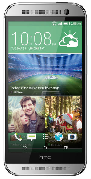 All New HTC One M8 2014