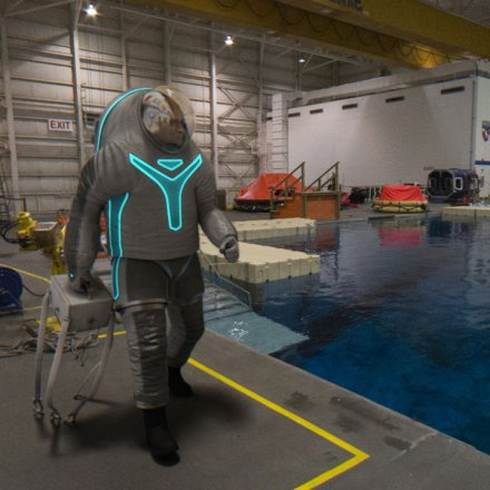 Spacesuit technology