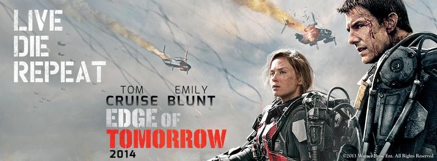 Edge of Tomorrow Trailer