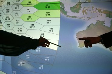 Malaysia Airlines Flight MH370 Search Indian Ocean Australia