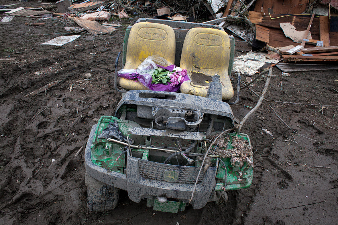 mudslide car