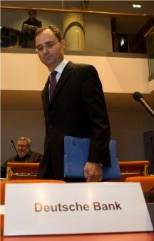 Deutsche Bank Stephan Leithner
