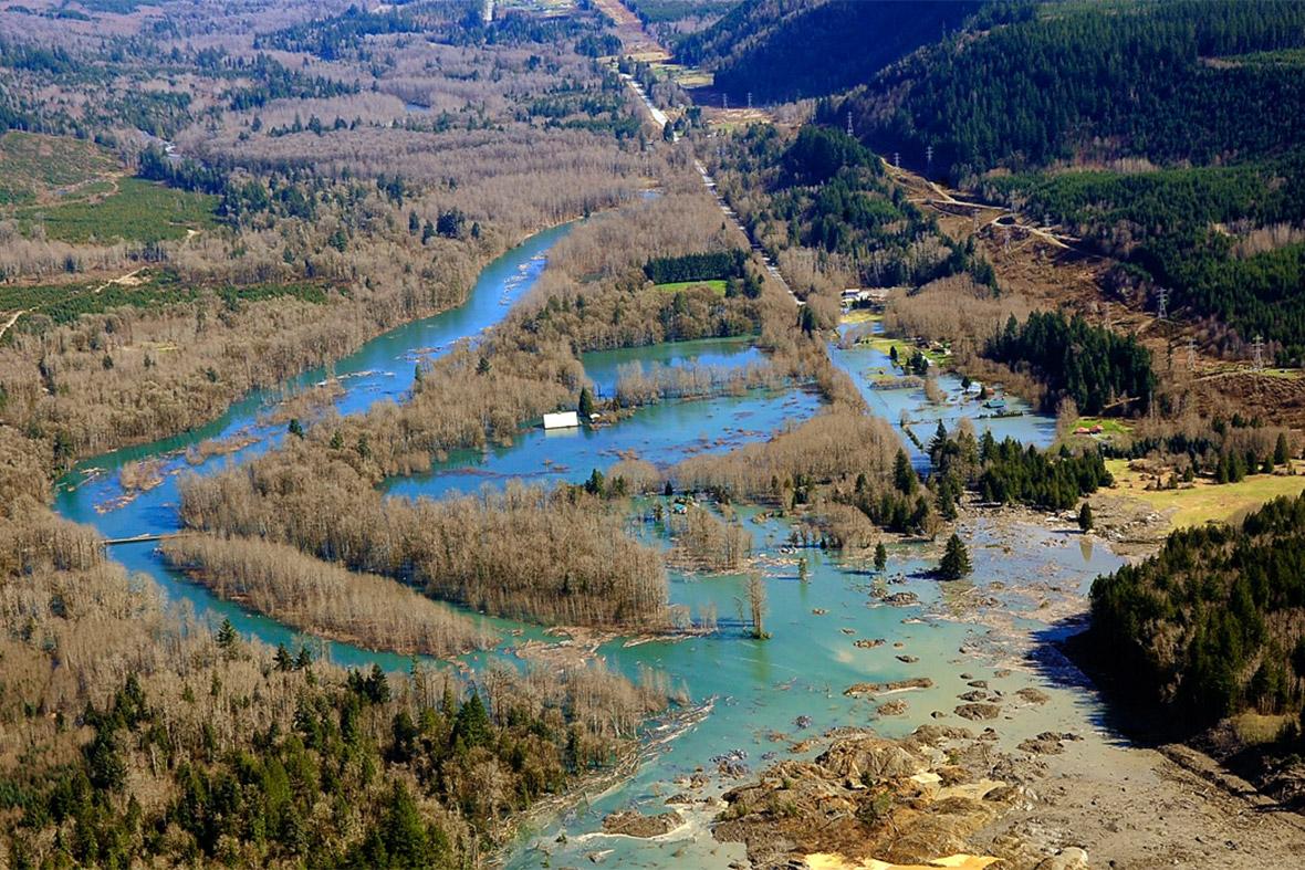 aerial floods