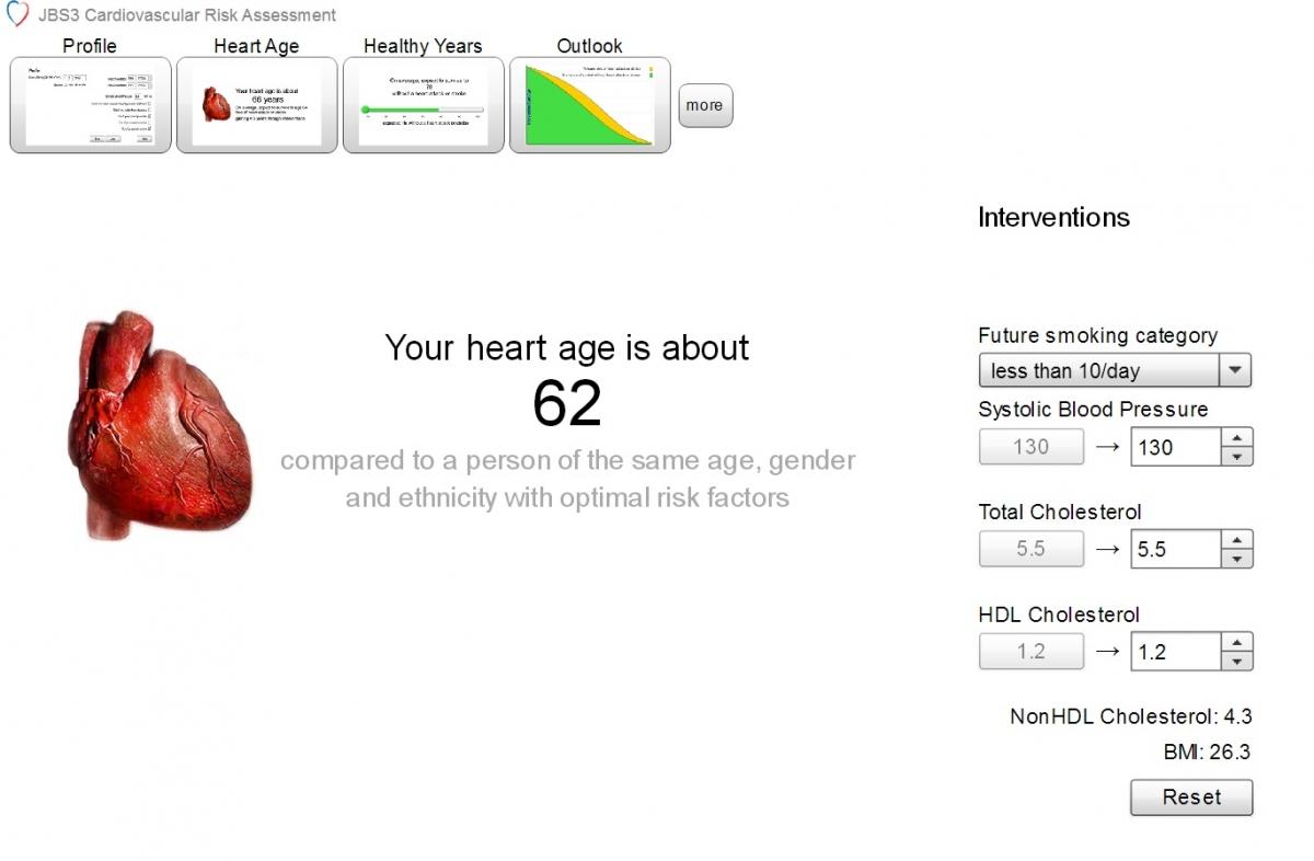 heart calculator