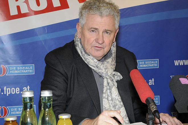 Andreas Molzer Austrian MEP EU Nazi Germany