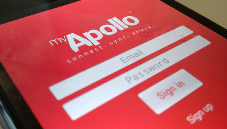 Myapollo social network