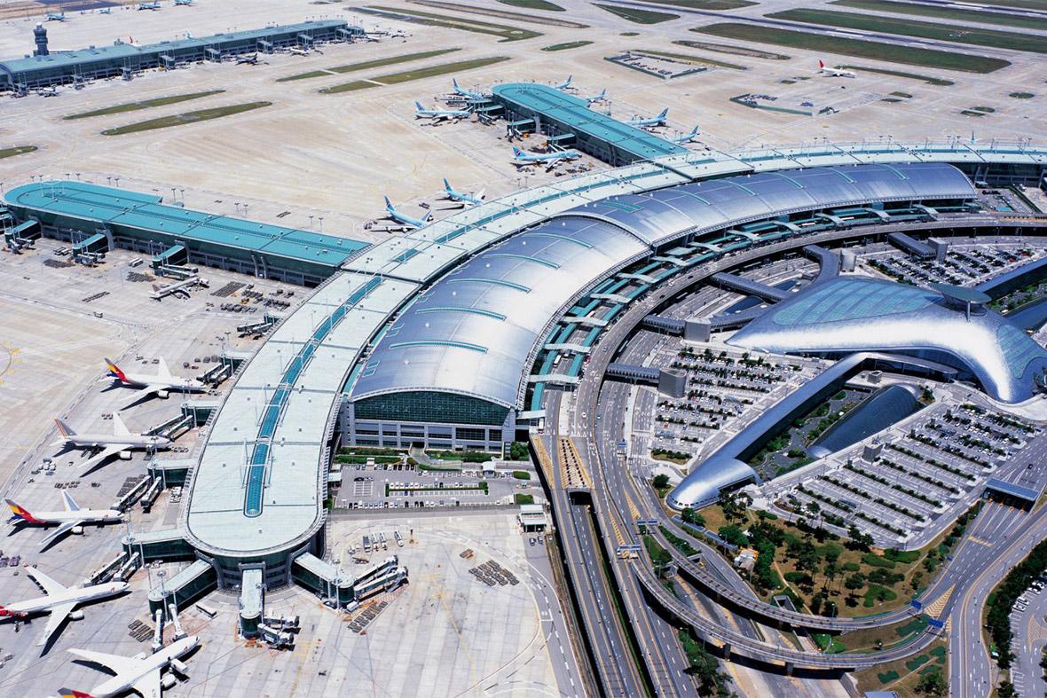 2  Incheon International Airport