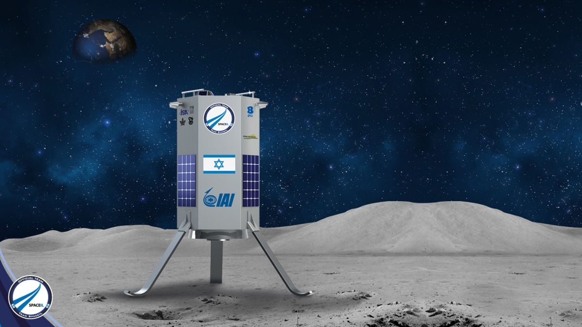 Space IL: The Team Aiming to Put First Israeli Spaceship on the Moon