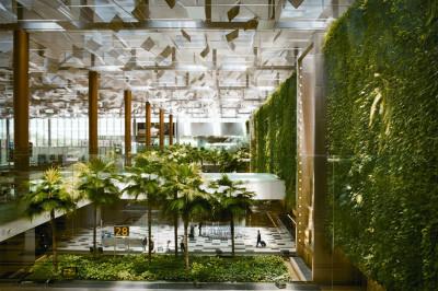 1. Singapore Changi Airport