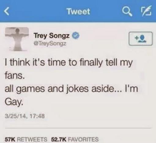 Trey tweet