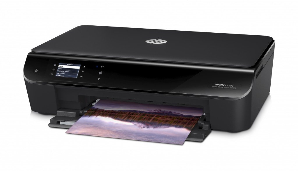 HP Envy 4500 All-in-One Wireless Printer Scanner
