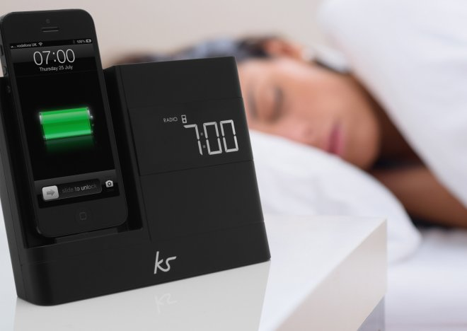 KitSound XDOCK2 alarm clock speaker dock