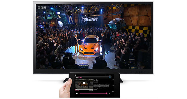 BBC iPlayer Chromecast Android App