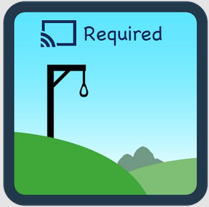 Hangman for Chromecast