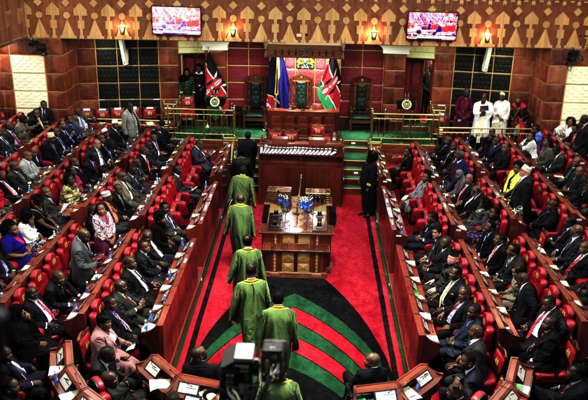 Kenya parliament Homosexuality