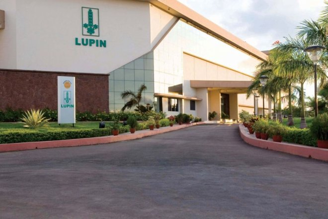 Lupin Factory Goa India